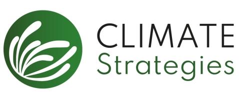 Logo Climate Strategies 2021